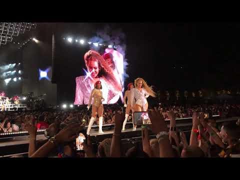Beyoncé - Single Ladies (Put a Ring On It) - Live at Coachella 2018 - HD - Full