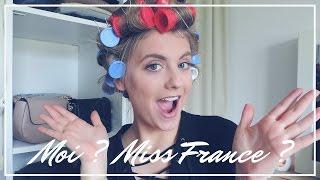 Astuce cheveux des Miss France : Les rouleaux chauffants