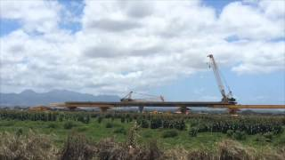 preview picture of video 'Rail Project in Kapolei'