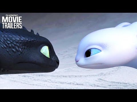 HOW TO TRAIN YOUR DRAGON 3 Trailer NEW (2019) - Animation Sequel Movie