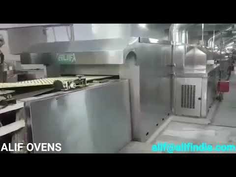 Horizontal Biscuit Dough Mixer
