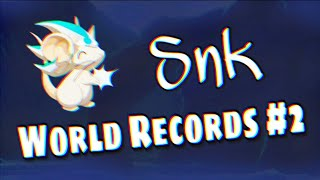 World Records #2 (+First pro) - Transformice