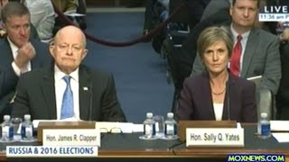 Sally Yates And James Clapper Testify Before Congress On General Flynn