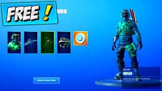 Download How To Get REFLEX SKIN For FREE! (WORKING) Fortnite