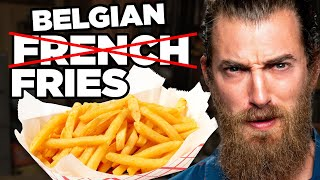 """Are These """"French"""" Things Actually French? (Game)"""