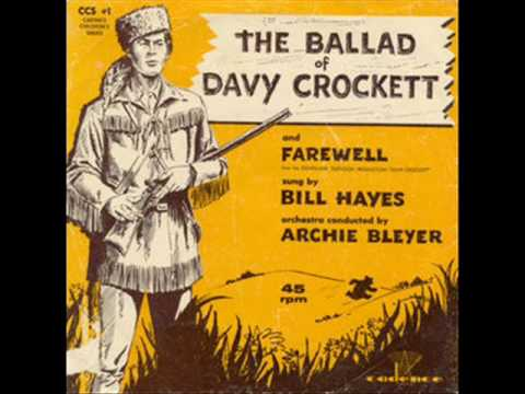 The Ballad of Davy Crockett (Song) by Bill Hayes