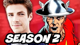 The Flash Season 2 Multiverse Explained
