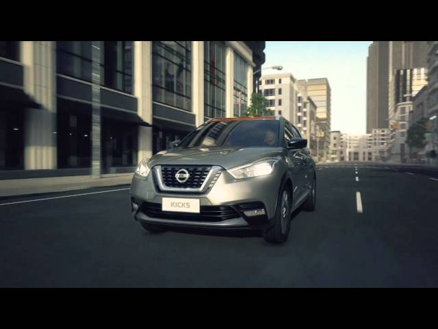 Introducing Nissan Kicks: A Ride to Intensity