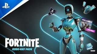 Fortnite - Robo-Ray | PS5, PS4