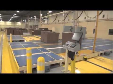 Observe el inventario en movimiento con el sistema C&M CIMS en el video