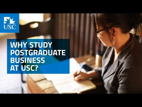 Angela shares her experience of USC's EMBA