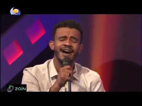 شاهد.. حسين الصادق أغنية من فؤادي الذاكر