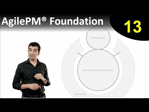 Lesson 13: Roles and Responsibilities | AgilePM Foundation ...