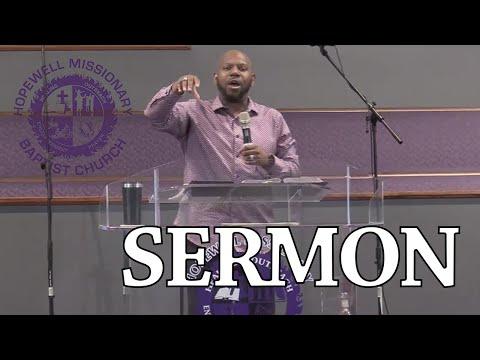 Sermon - Thank God for Mercy