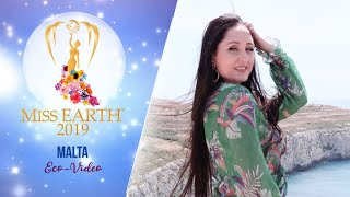 Alexia Pauline Tabone Miss Earth Malta 2019 Eco Video