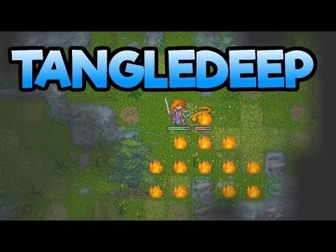 Gameplay de Tangledeep