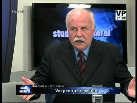 Emisiunea Studio electoral – 7 octombrie 2014