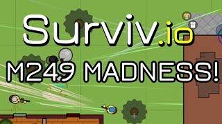 survivio m249 - Kênh video giải trí dành cho thiếu nhi