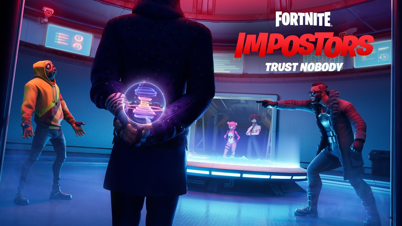 Fortnite inserisce una nuova modalità ispirata ad Among Us
