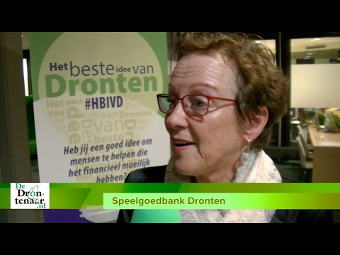 VIDEO | Speelgoedbank Dronten is nu iedere week geopend