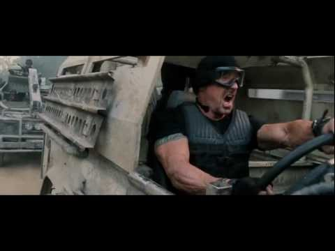 The Expendables 2 - fanouškovský trailer