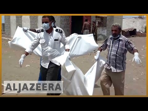 🇾🇪 Yemen: Children among 14 dead in Saudi-led air strike on Hodeidah | Al Jazeera English