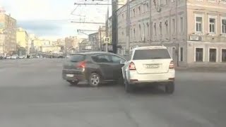 Подборка аварий Апрель-Май 2013 / Car Crash Compilation April-May 2013
