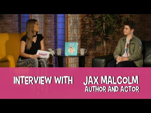 Jax Malcom - Actor, Author and Environmentalist | FanlalaTV