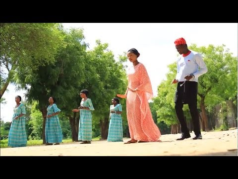 Chinese students dance to Rahama Sadau's Rariya song
