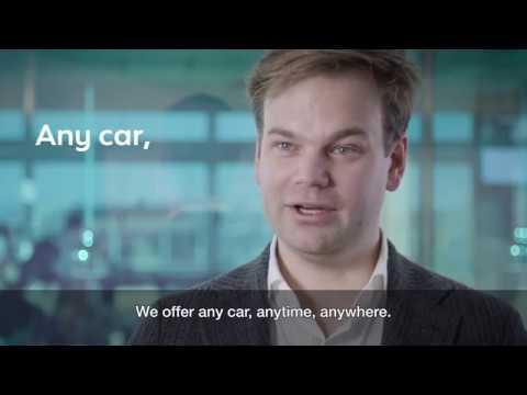 YouTube-Video mit Ewout van Jarwaarde, Geschäftsführer von CarNext.com
