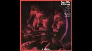 Don Ellis Orchestra - Rock Odyssey  1970 (at Fillmore)