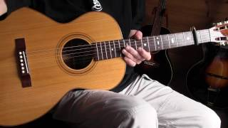 """Fingerpicking Blues Lesson  """"Betty and Dupree Blues""""/Willie Walker - Free TAB"""