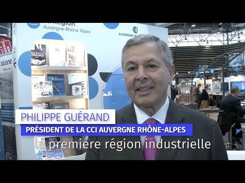 Industrie : les CCI de la région Auvergne-Rhône-Alpes accompagnent les entreprises