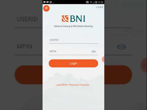 UPGRADE BNI Mobile V 3.0.0