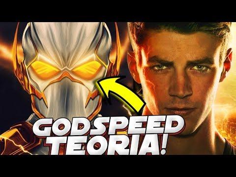A 4 TEMPORADA THE FLASH E GODSPEED - TEORIA