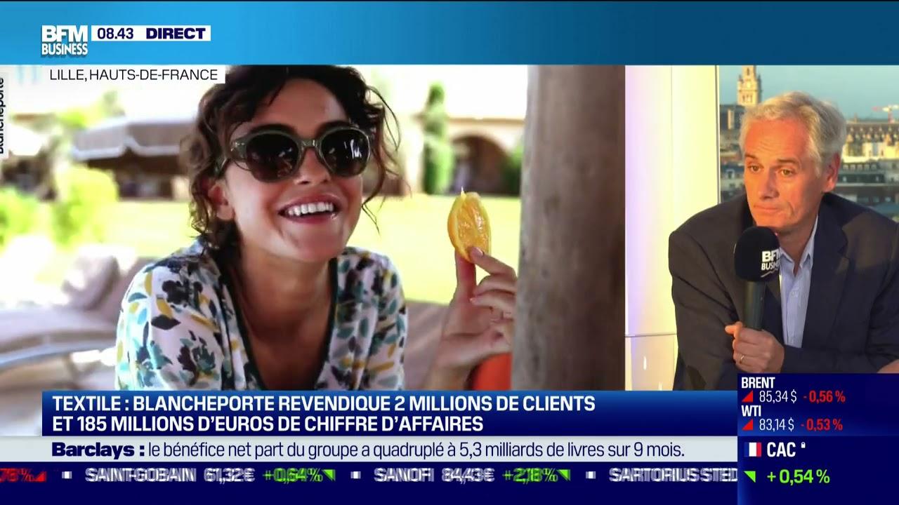 Franck Duriez (Blancheporte): Comment Blancheporte est devenu un leader du e-commerce