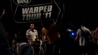 3OH!3 Robot Man at Warped Tour Pomona