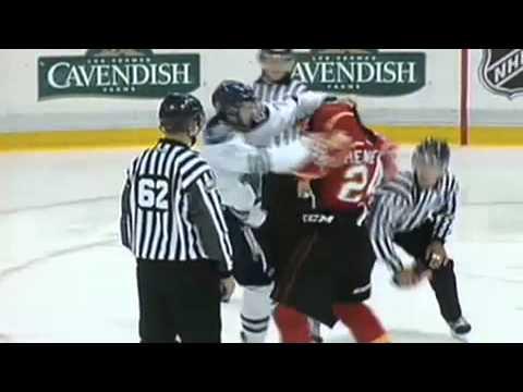 Alexandre Chenevert vs. Scott Oke