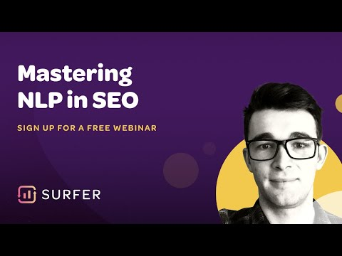 [Webinar] How To Use NLP for On-Page Optimization