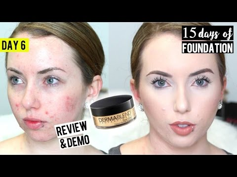 Loose Setting Powder by dermablend #5