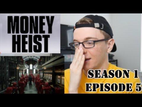 Download Money Heist Season 1 Episode 2 Reaction Mp4 & 3gp