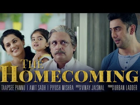 Urban Ladder | The Homecoming | A Short Film