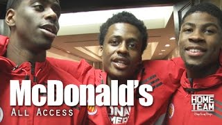 2015 McDonald's All American: All Access Episode | Ben Simmons, Dwayne Bacon, Antonio Blakeney