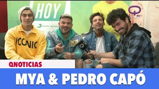 """Pedro Capó Y MYA Presentaron Su Video """"Te Olvidaré"""""""