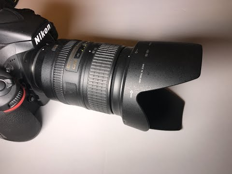 Nikon 28-300mm f/3.5-5.6 ED VRII Ultra-Zoom Lens In-depth Unboxing + Sample Images