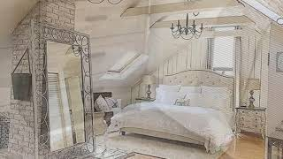 50 Relaxing Rustic Farmhouse Master Bedroom Ideas