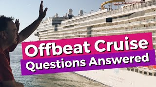 8 Offbeat And Unusual Cruise Ship Questions Answered !