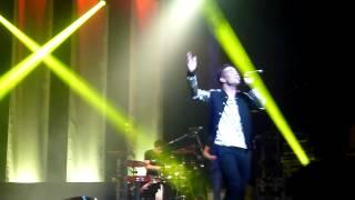 Love is War - Joe McElderry - Wakefield, Evolution Tour