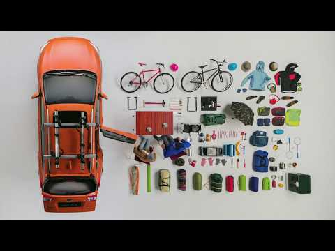 Subaru  Xv Паркетник класса J - рекламное видео 3