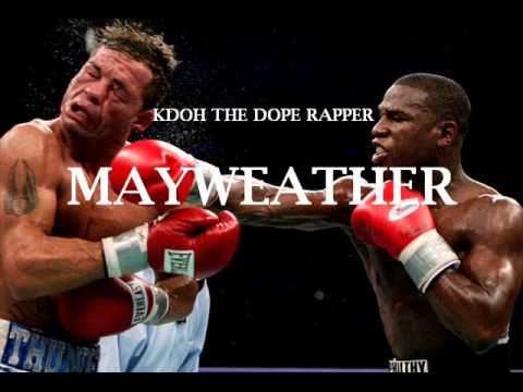 KDOH The Dope Rapper - MayWeather (prod. by NICK NOXX OTB)